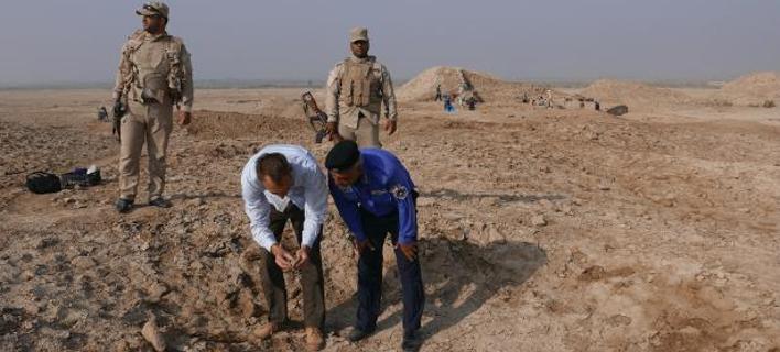 Αρχαιότητες από το Ιράκ επιστρέφονται από το Βρετανικό Μουσείο (Φωτογραφία: British Museum)