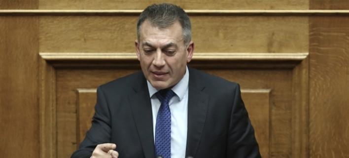 Βρούτσης: Ο Τσίπρας εγκαινίασε σήμερα, στις Κυκλάδες, έργο που είχε σαμποτάρει