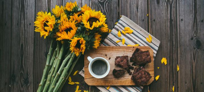 Brownies χωρίς ζάχαρη και χωρίς αλεύρι, Φωτογραφία: Alisa Anton/Unsplash