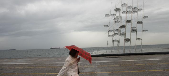 Βροχερός ο καιρός την Πέμπτη (Φωτογραφία: ΜΟΤΙΟΝΤΕΑΜ/ΓΡΗΓΟΡΗΣ ΣΙΑΜΙΔΗΣ)