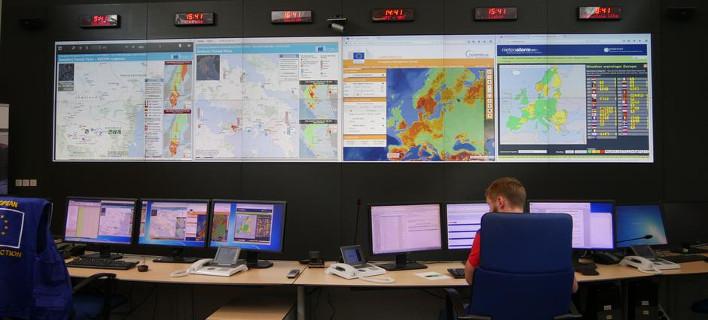 Ευρωπαϊκός Μηχανισμός Αντιμετώπισης Φυσικών Καταστροφών