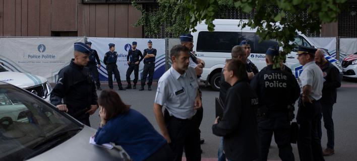 Παρόμοια επίθεση είχε γίνει και στις 17/09 κατά αστυνομικού στις Βρυξέλλες (Φωτογραφία: AP/Francisco Seco)