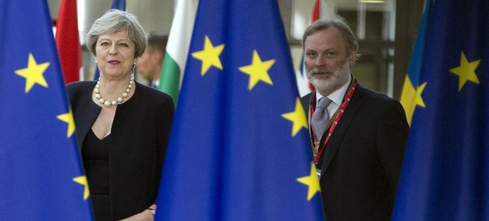 Η Βρετανία αποφάσισε: Brexit στις 29 Μαρτίου 2019, στις 23:00 ώρα Γκρίνουιτς