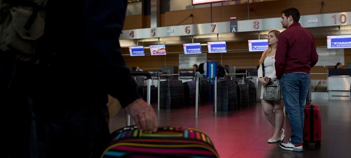 αεροδρόμιο Βρυξελλών/Φωτογραφία: AP