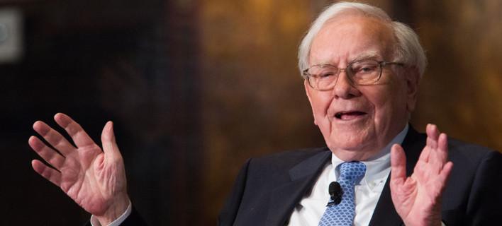 Γουόρεν Μπάφετ: Ενα Grexit θα έκανε το ευρώ πιο δυνατό