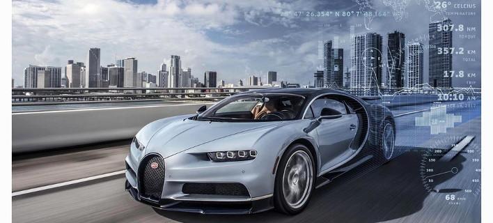 Bugatti Chiron: Νέο online σύστημα ελέγχου