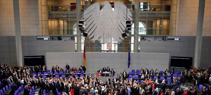 Η γερμανική βουλή/Φωτογραφία: ΑΡ