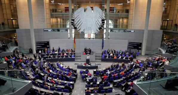 Ολοκληρώθηκαν οι εκλογές στη Γερμανία, ξεκινούν τα σενάρια για την επόμενη ημέρα Φωτογραφία: AP