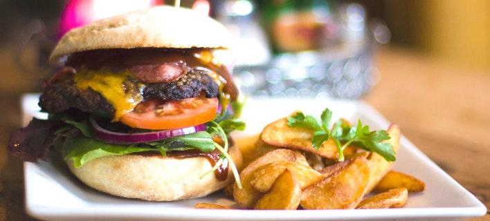 Πως είναι το τέλειο burger; Φωτογραφία: Pexels