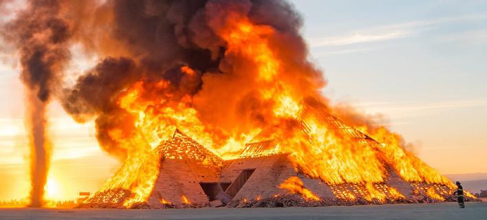 φωτογραφίες: Burning Man