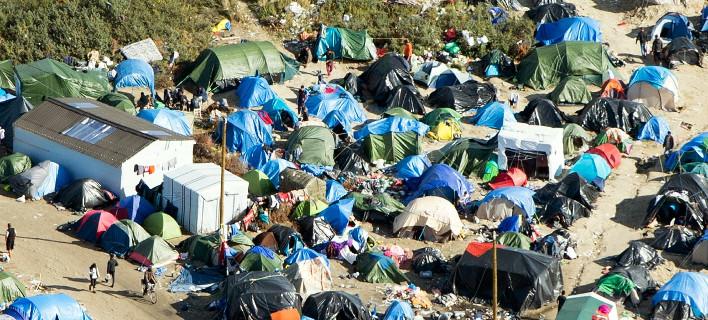 Η «ζούγκλα του Καλαί» -Εδώ πέταξαν οι Γάλλοι 6.000 πρόσφυγες [εικόνες]