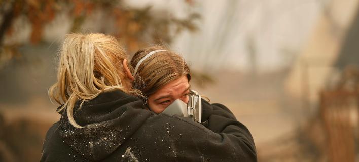φωτιές στην Καλιφόρνια/Φωτογραφία: AP