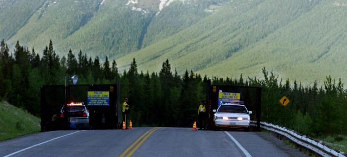 Ενα ασυνήθιστο τροχαίο έγινε στον Καναδά (Φωτογραφία αρχείου: AP/ MIKHAIL METZEL)