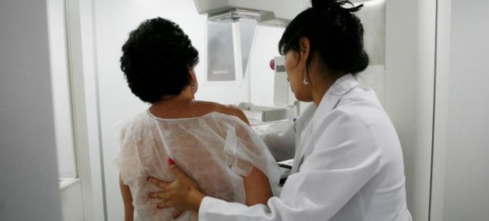 Η μαστογραφία μειώνει κατά 40% τον κίνδυνο θανάτου από καρκίνο