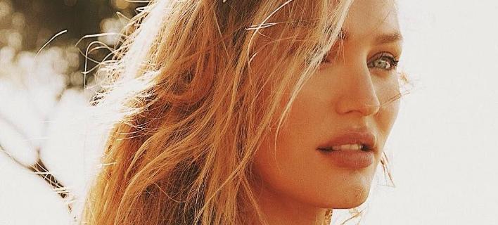 Η Κάντις Σουάνπολ/ Φωτογραφία: angelcandices/ Instagram