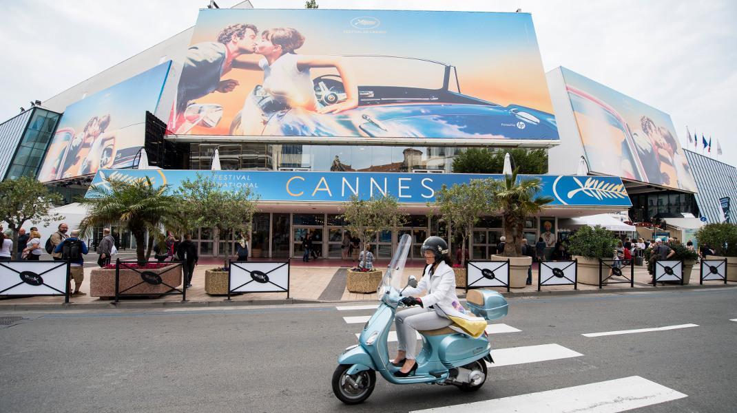 Οι Κάννες υποδέχονται το 71ο Διεθνές Φεστιβάλ Ταινιών -Φωτογραφία: Photo by Arthur Mola/Invision/AP