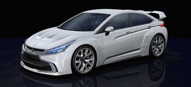 Τρελάθηκαν οι Ιάπωνες και το νέο Mitsubishi Evo θα είναι diesel;
