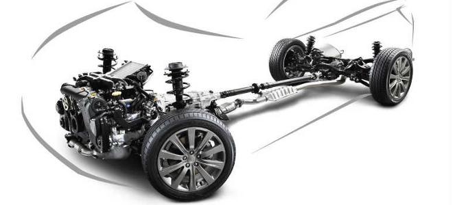 Subaru: Εικόνισμα ο boxer και η τετρακίνηση