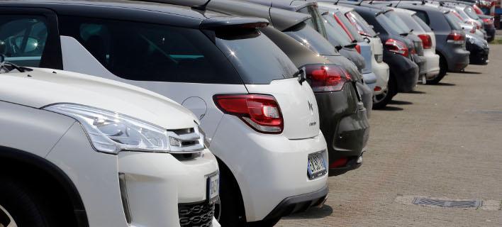Ξεπερνούν το 1 εκατ. τα ευρωπαϊκά αυτοκίνητα που εξάγονται στις ΗΠΑ/Φωτογραφία: ΑΡ
