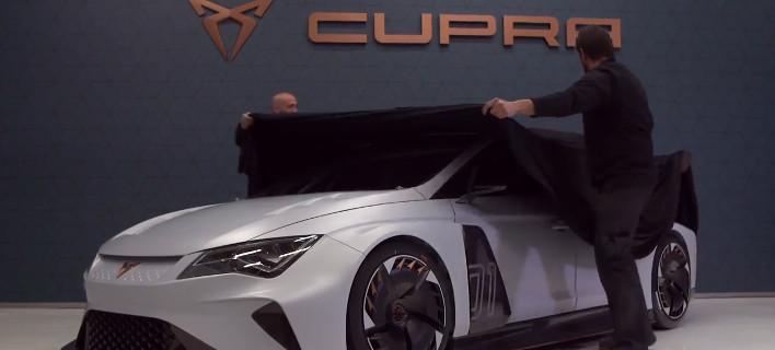 Πρεμιέρα για το CUPRA e-Racer