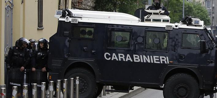 Καραμπινιέρι (Φωτογραφία αρχείου: AP Photo/Luca Bruno)