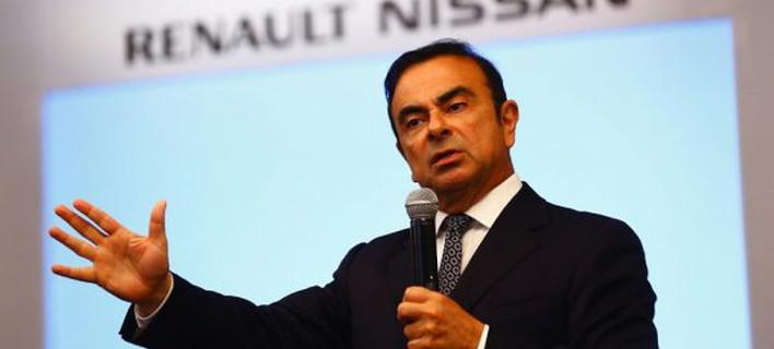 O όμιλος Renault Nissan Mitsubishi ήταν πρώτος σε πωλήσεις το 2017