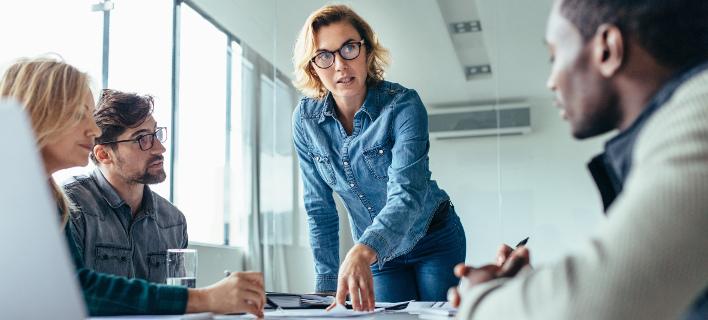 Μύθοι και αλήθειες για τις γυναίκες διευθύντριες [βίντεο] /Φωτογραφία: Shutterstock