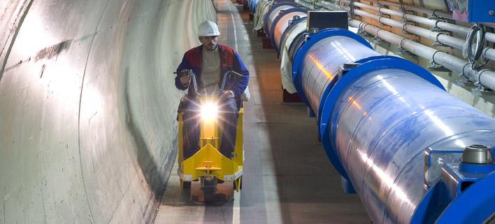Περιπλανηθείτε στα πειράματα του CERN – Μέσα από απίθανο, διαδραστικό 3D βίντεο