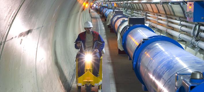 Η Κίνα θα κατασκευάσει τον μεγαλύτερο επιταχυντή σωματιδίων στον κόσμο