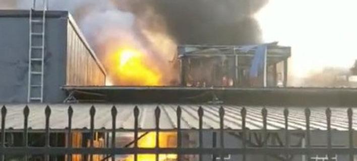 Κίνα: Εκρηξη σε χημικό εργοστάσιο στη Σετσουάν -19 νεκροί