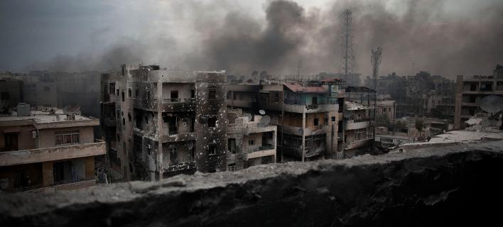 Φωτογραφία: Eurokinissi/Associated Press