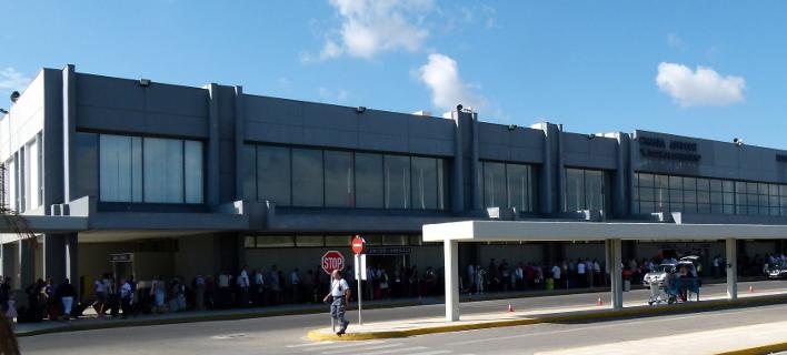 Αεροδρόμιο Χανίων -Φωτογραφία: Wikimedia