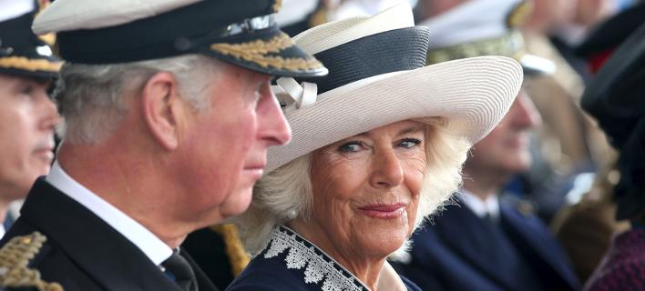 Φωτογραφία: AP- Το βασιλικό ζευγάρι σε επίσημη εμφάνιση