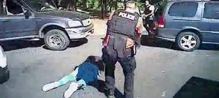 Φωτογραφία: Video/Charlotte-Mecklenburg Police Department