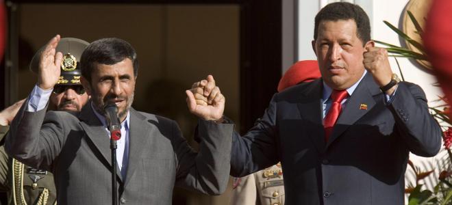 Αχμαντινετζάντ : Ο Τσάβες θα αναστηθεί μαζί με τον Ιησού Χριστό και τον Κρυμμένο