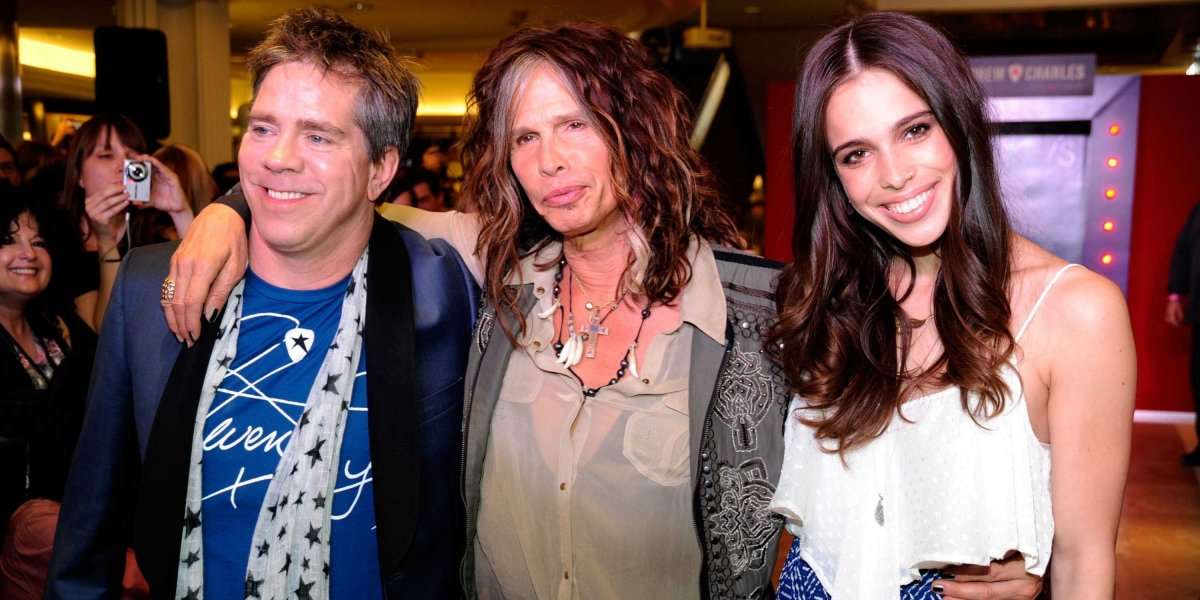 H 24χρονη Τσέλσι Τάιλερ είναι κόρη του Στιβ Τάιλερ των Aerosmith