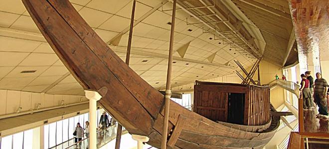 Αναστηλώνεται το πλοίο του Χέοπα: Το αρχαιότερο σκάφος που έχει βρεθεί μέχρι σήμ