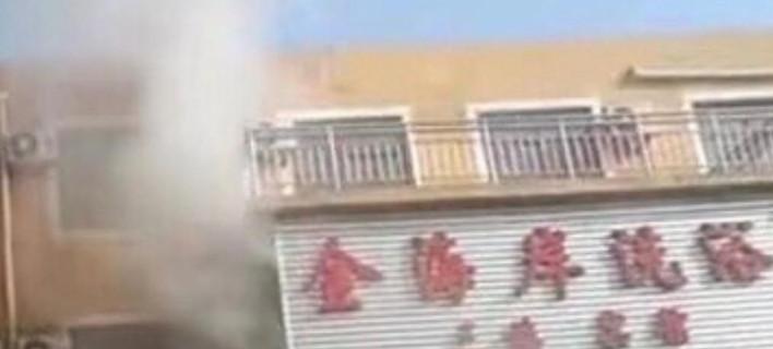 Κίνα: Νέα πυρκαγιά στο νότιο Πεκίνο στοίχισε τη ζωή σε πέντε ανθρώπους