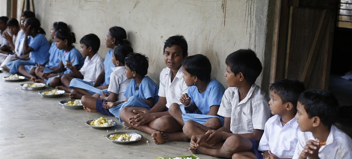 Ενα στα επτά παιδιά ζει στη φτώχεια/Φωτογραφία: pixabay