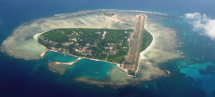 Ανεβαίνει επικίνδυνα το θερμόμετρο στη Νότια Σινική Θάλασσα -«Αγριεύει» η Κίνα