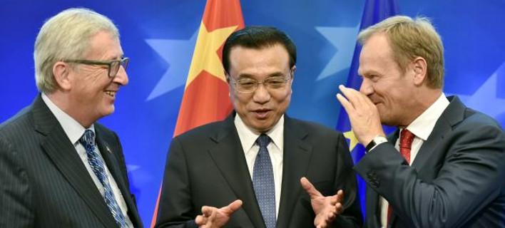 Νέα εποχή: Ο Τραμπ γυρίζει την πλάτη στην Ευρώπη, η Κίνα έρχεται