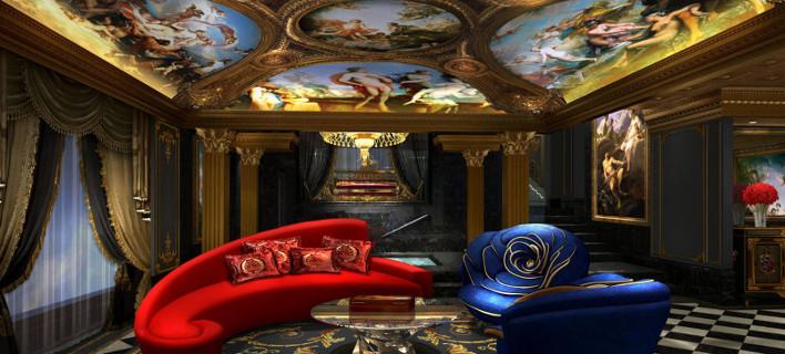 Ανοιξε το ακριβότερο ξενοδοχείο στον κόσμο -Ανήκει στον «Λουδοβίκο» της Κίνας [εικόνες]