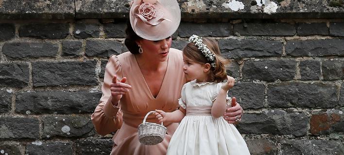 Η πριγκίπισσα Σάρλοτ. Φωτογραφία: AP