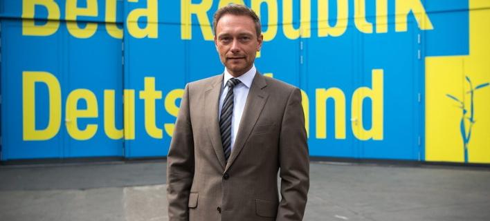 Φωτογραφία: ΑΠΕ/ EPA/BERND VON JUTRCZENKA