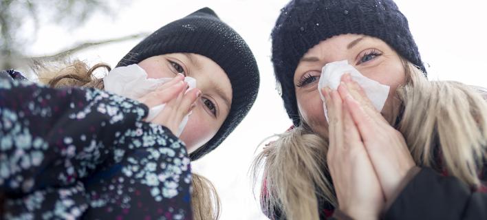 Φωτογραφία: Shutterstock/ Τι να κάνεις για να μην κρυολογήσεις μέσα στις γιορτές- 7 σωτήριες συμβουλές [εικόνες]