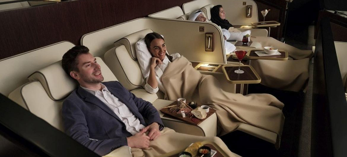 Η απόλυτη χλιδή σε κινηματογράφο στο Ντουμπάι