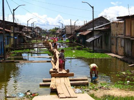 Ικίτος: Μια πόλη πάνω στο νερό