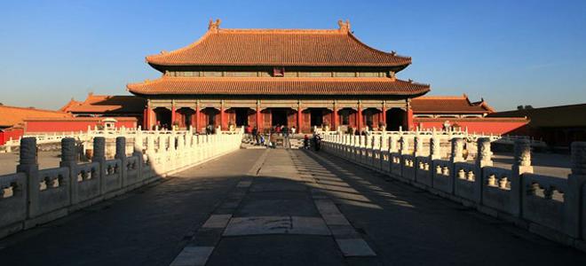 Ετσι χτίστηκε η απαγορευμένη πόλη του Πεκίνου: Με έλκηθρα στο χιόνι μετέφεραν τα