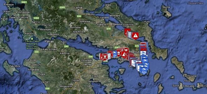 Οι πεντακάθαρες, οι ακατάλληλες και οι επικίνδυνες παραλίες της Αττικής με ένα κ