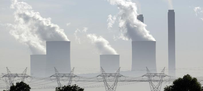 Τι θα συμβεί αν συνεχιστούν με τον σημερινό ρυθμό οι εκπομπές διοξειδίου του άνθρακα/ Φωτογραφία: AP- Themba Hadebe
